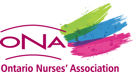 ONA Ontario Nurses Association logo